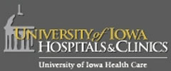 University of Iowa Hospitals and Clinics (UIA) Logo